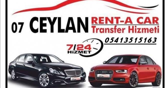 7/24 transfer hizmeti