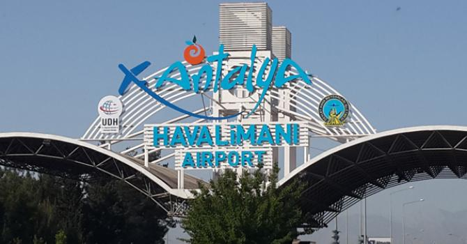 Antalya havalimanı rentacar