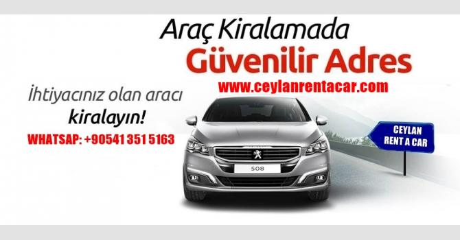Antalya Ucuz Araba Kiralama